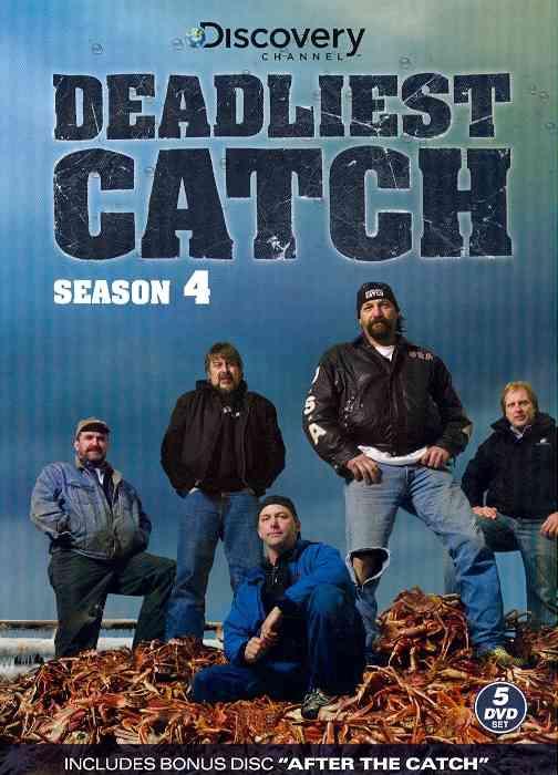 DEADLIEST CATCH:SEASON 4 BY DEADLIEST CATCH (DVD)