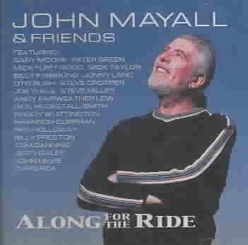 ALONG FOR THE RIDE BY MAYALL,JOHN (CD)