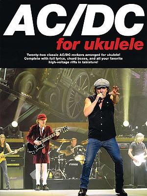 Ac/Dc for Ukulele By AC/DC (CRT)